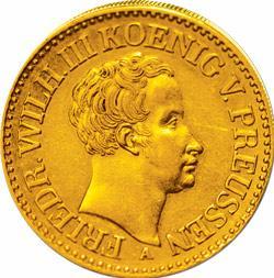 König Friedrich Wilhelm III. von Preussen PFR